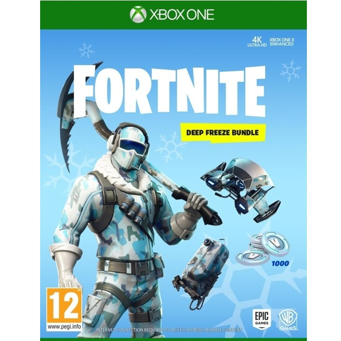 Fortnite - Deep Freeze Bundle (Xbox One) product