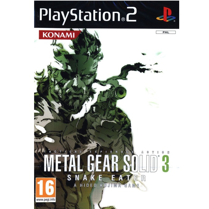 Игра за конзола Metal Gear Solid 3: Snake Eater, за PS2 image