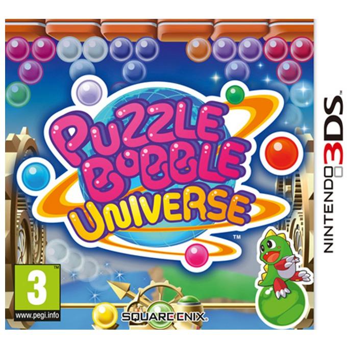 Puzzle Bobble Universe 3D, за 3DS image