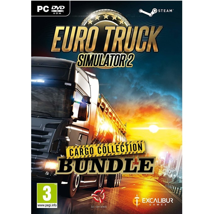 Euro Truck Simulator 2 Cargo Collection Bundle, за PC image