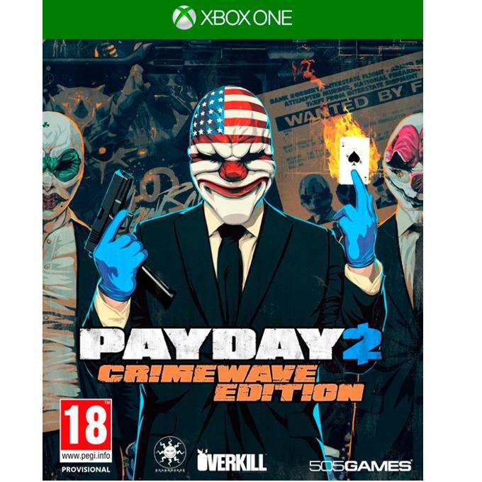 Игра за конзола Payday 2 - Crimewave Edition, за Xbox One image