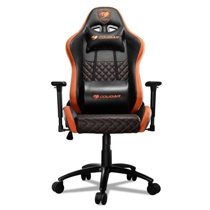 Геймърски стол Cougar Gaming Armor ONE, черен image