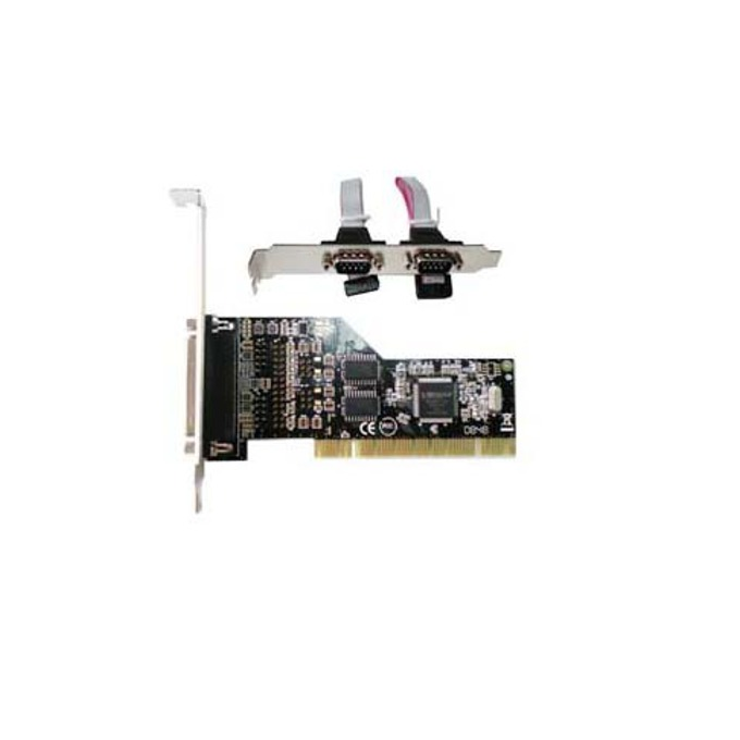 Adapter PCI to Parallel 2x RS232