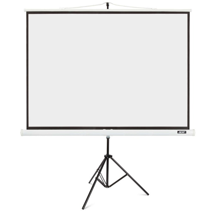 Acer T87-S01MW MC.JBG11.0 Tripod Screen White