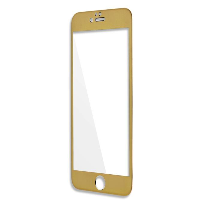 Протектор от закалено стъкло /Tempered Glass/, 4Smarts за iPhone 6 Plus/6S Plus, в комплект с уред за поставяне на стъклото  image