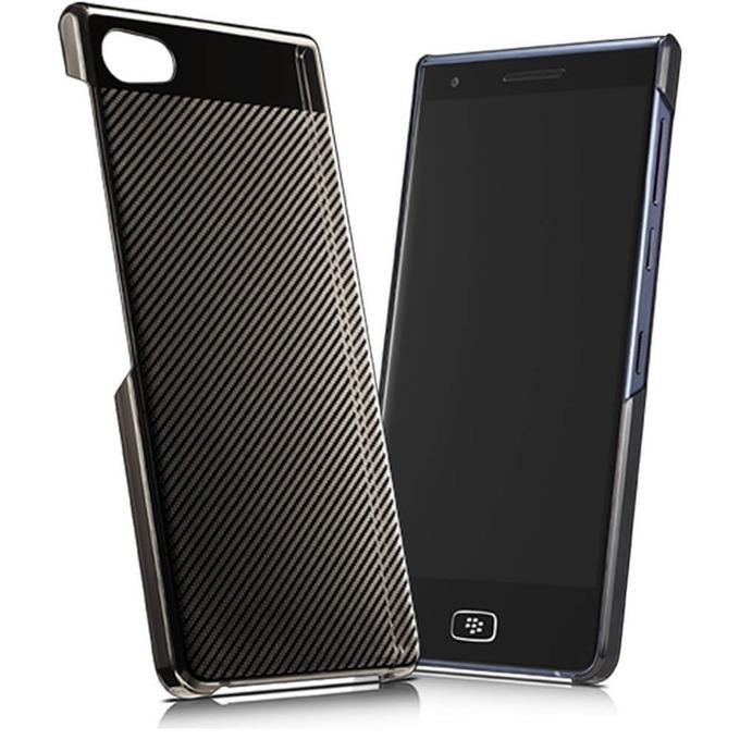 Калъф за BlackBerry Motion, поликарбонатов, BlackBerry Hard Shell HSD100-3CALEU1, черен image