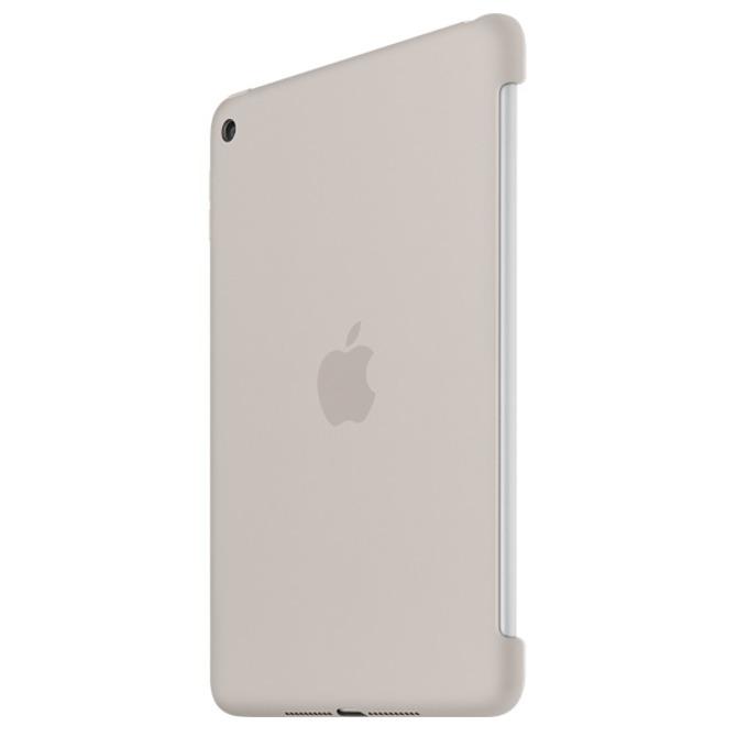 "Оригинален силиконов протектор Apple за таблет iPad mini 4, до 7.9"" (20.07 cm), сив image"