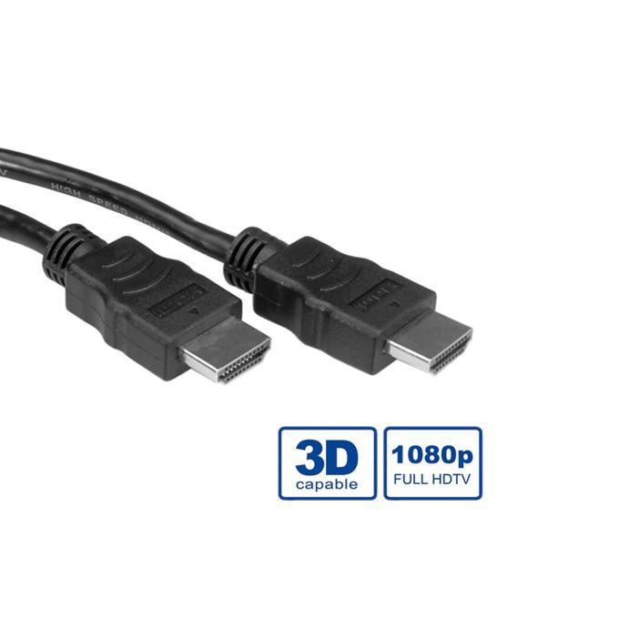 ROLINE HDMI(м) към HDMI(м) 2m 11.99.5542