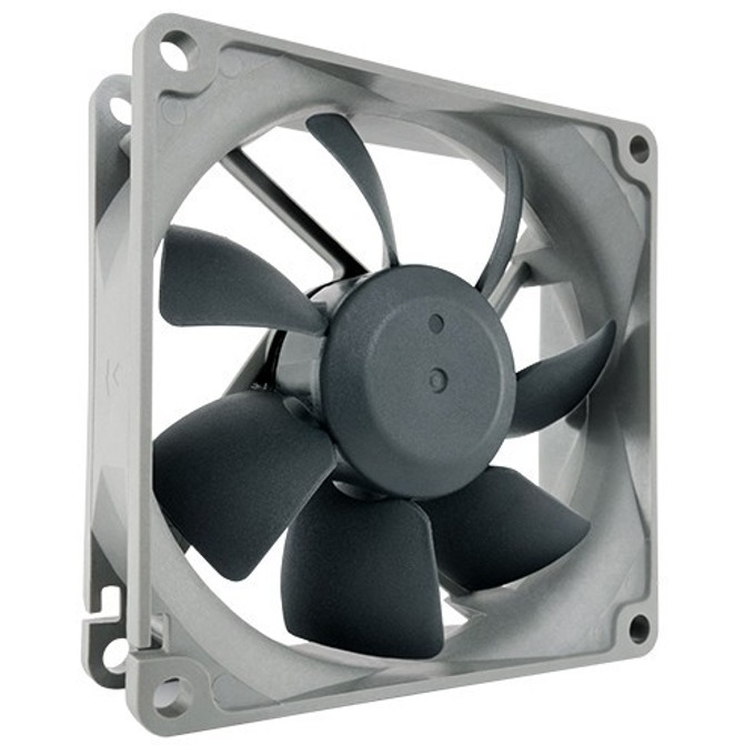 Вентилатор 80mm, Noctua NF-R8-redux-1200, 3-пинов, 1200 rpm image