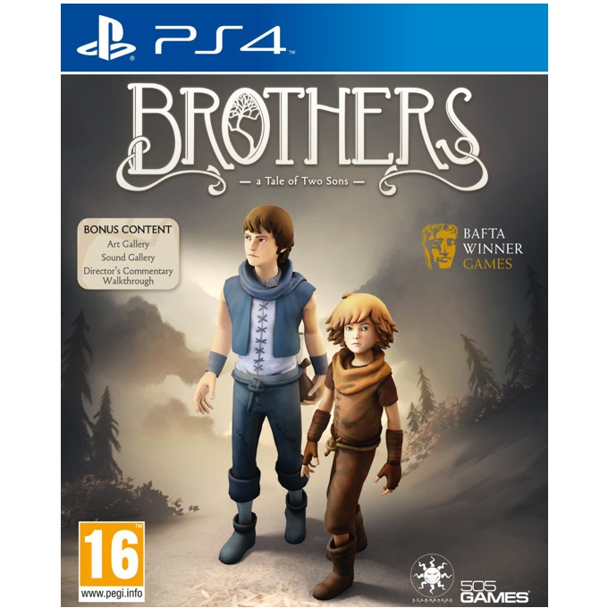 Игра за конзола Brothers: A Tale of Two Sons, за PS4 image