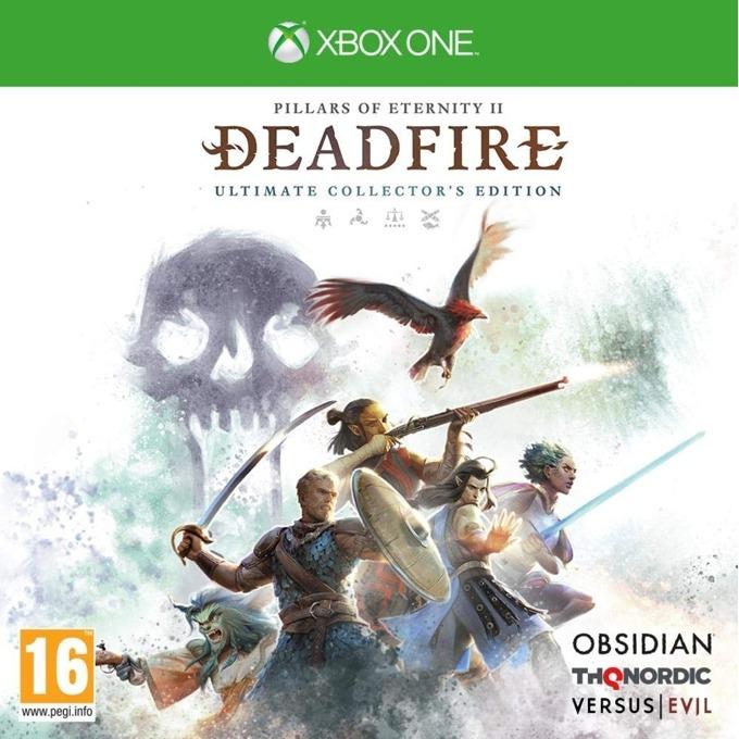 Игра за конзола Pillars Of Eternity II: Deadfire - Ultimate Collector's Edition, за Xbox One image