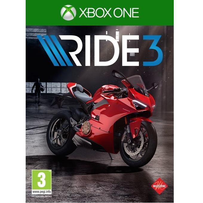 Игра за конзола Ride 3, за Xbox One image