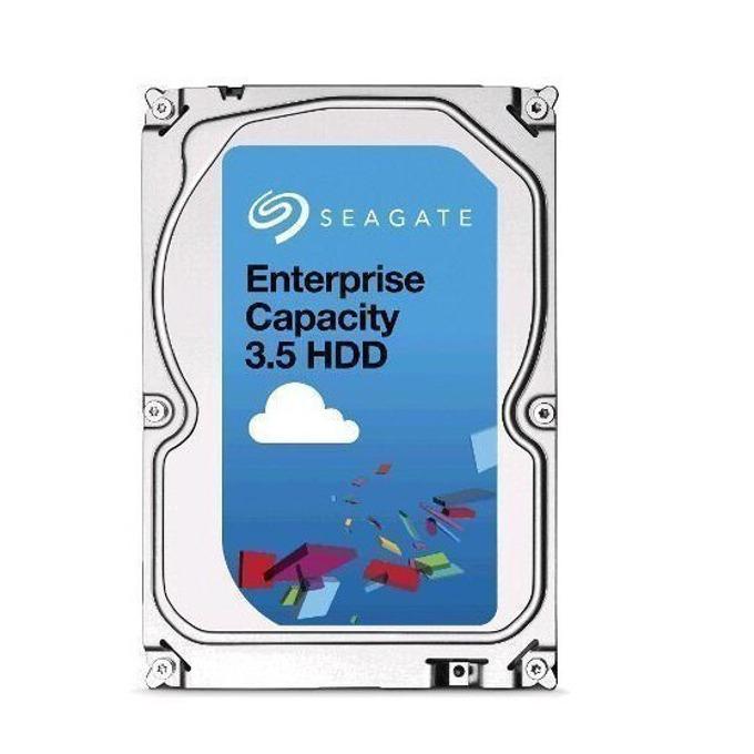 """Твърд диск 1TB Seagate Enterprise Capacity, SATA 6Gb/s, 7200 rpm, 128MB кеш, 3.5""""(8.89 cm) image"""