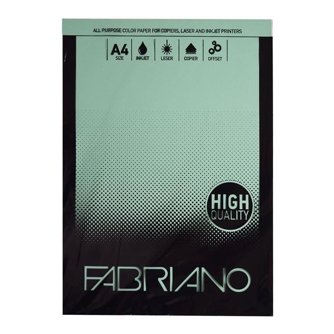 Fabriano A4, 160 g/m2, резеда, 50 листа product