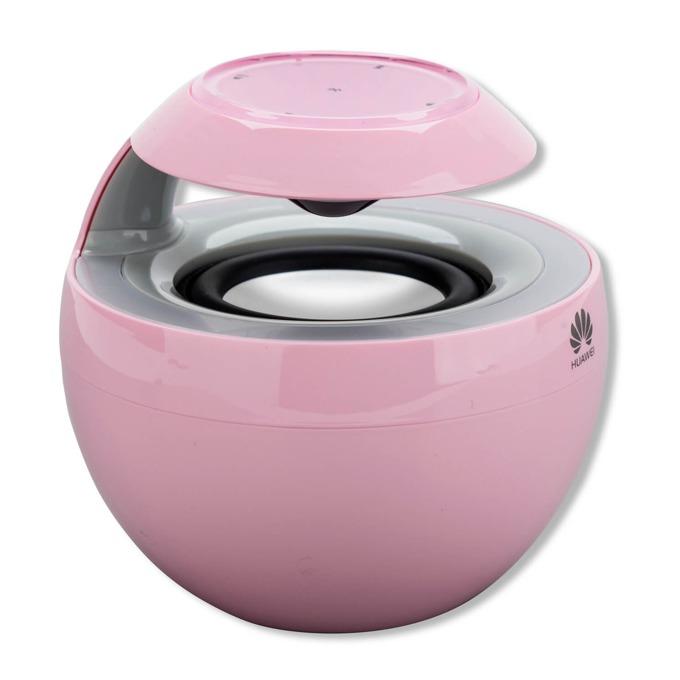 Тонколона Huawei AM08, 1.0, 1.8W, Bluetooth 4.0, вграден микрофон, microUSB, розова image