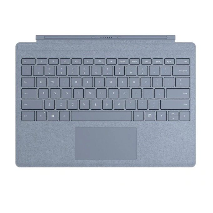 Microsoft Surface Pro Type Cover Ice Blue