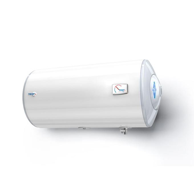 Електрически бойлер Tesy BiLight, 100л., хоризонтален, 3 kW, стъклокерамично покритие, 45.0 x 93.0 x 46.0 cm image