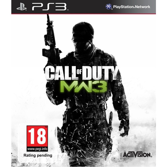 Игра за конзола Call of Duty: Modern Warfare 3, за PlayStation 3 image