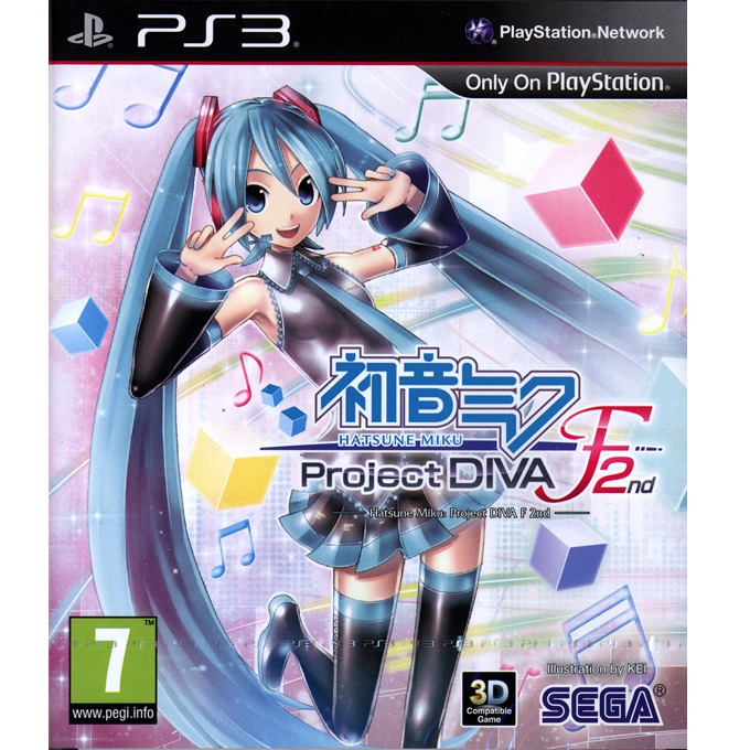 Hatsune Miku: Project DIVA F 2nd, за PS3 image