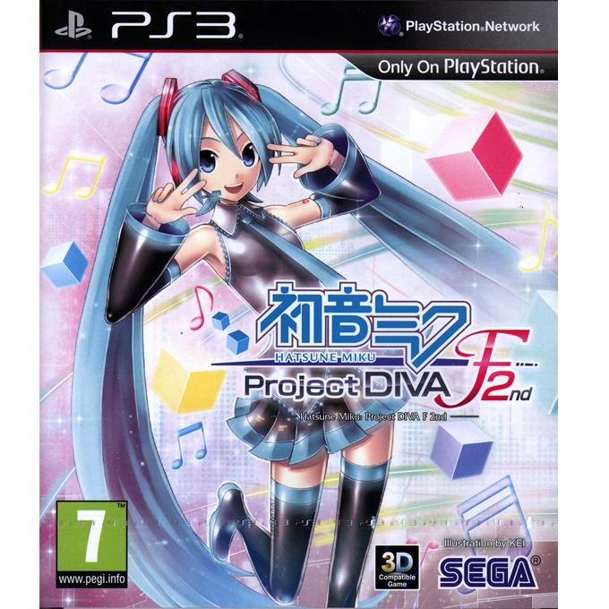 Игра за конзола Hatsune Miku: Project DIVA F 2nd, за PS3 image