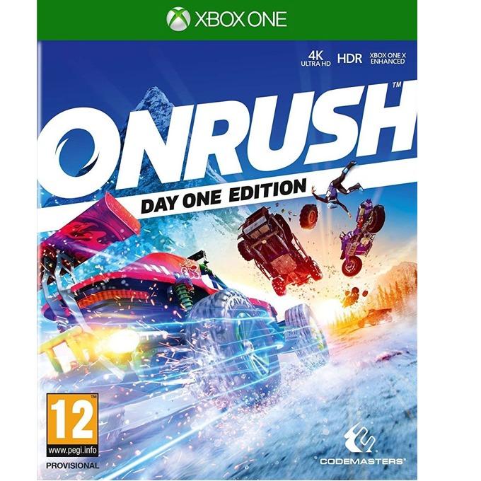 Игра за конзола Onrush Day One Edition, Xbox One image