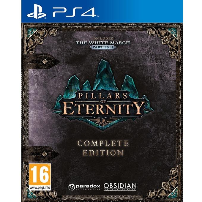 Игра за конзола Pillars of Eternity: Complete Edition, за PS4 image