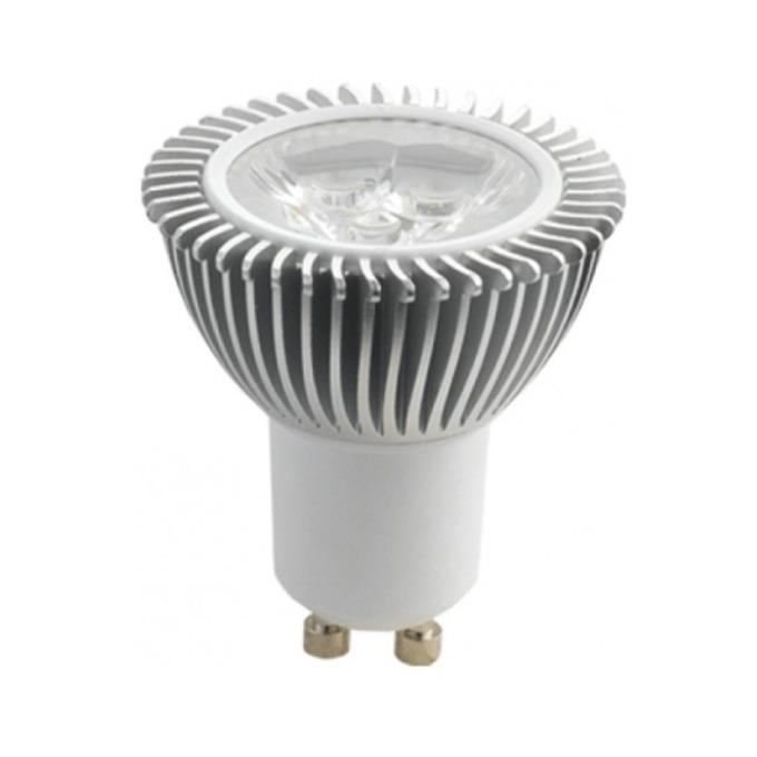 LED крушка, ORAX GU10-3X1-WW-CH, GU10, 4W image