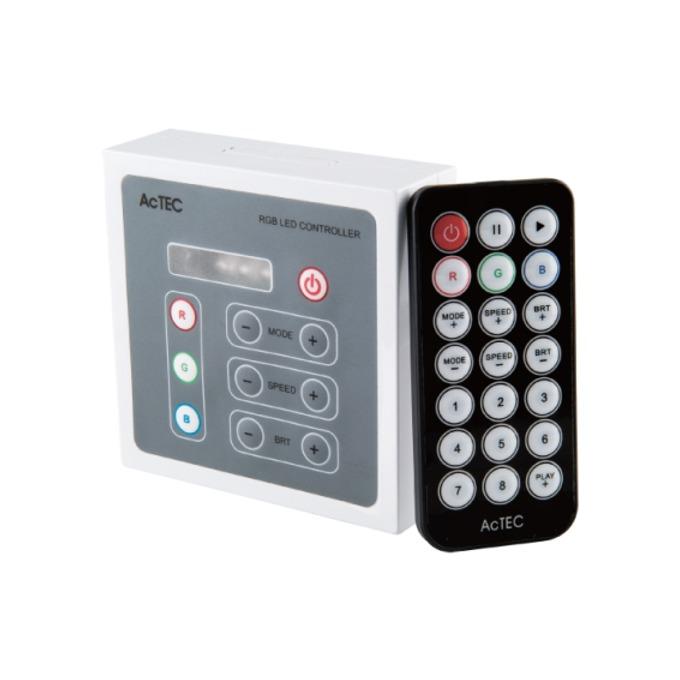 LED RGB контролер Actec LC-LT8901-RGB-IR