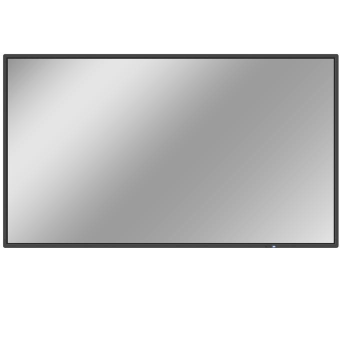 "Публичен дисплей NEC P484 MG, 48""(121.92 cm), 4K UHD, VGA, HDMI, DVI-D, DisplayPort, RS232, USB, LAN, черен image"