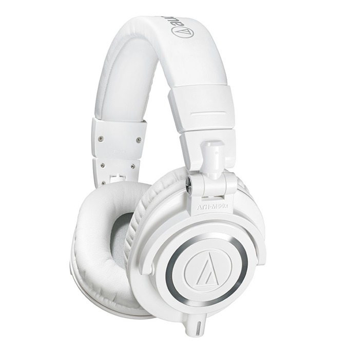 Audio-Technica ATH-M50XWH White product