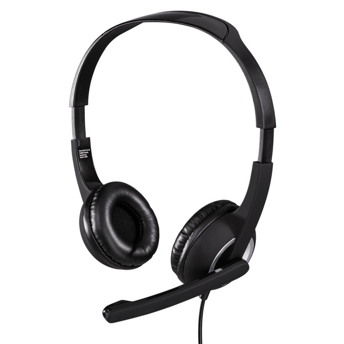 HAMA Essential HS 300 Black