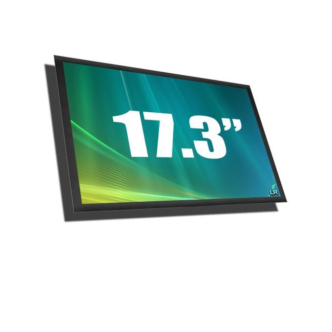 """Матрица за лаптоп LG LP173WF1 (TL)(B3), 17.3"""" (43.94cm), FULL HD 1920:1080 pix, гланцирана image"""