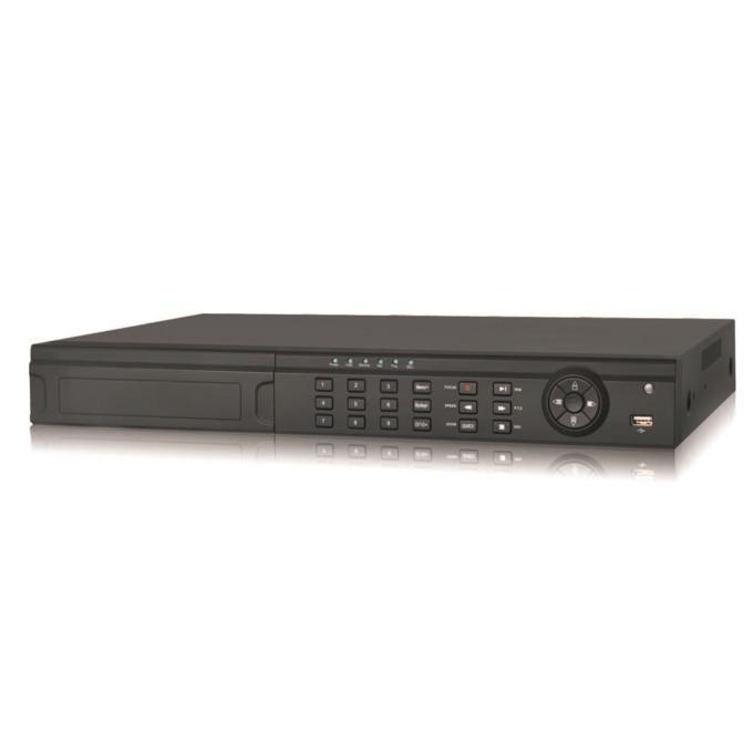 IP видеорекордер TVT TD2816PS-C8, 16 канала, H.264, 1x SATA, 1x USB, 1x VGA, 1x HDMI image