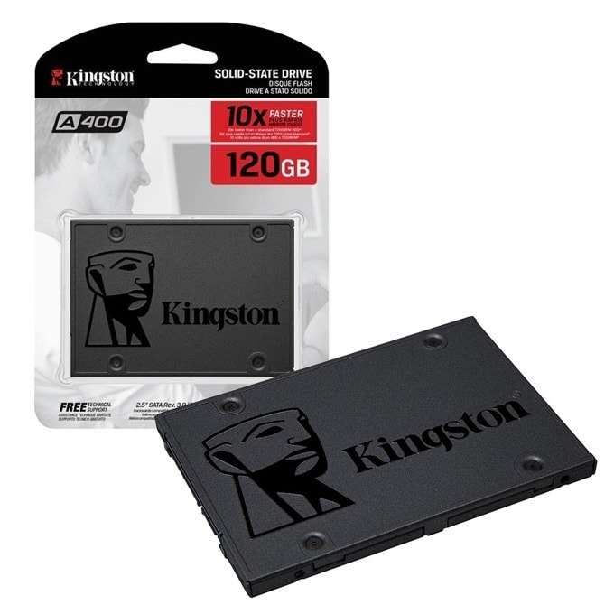 120GB Kingston A400 SA400S37/120G
