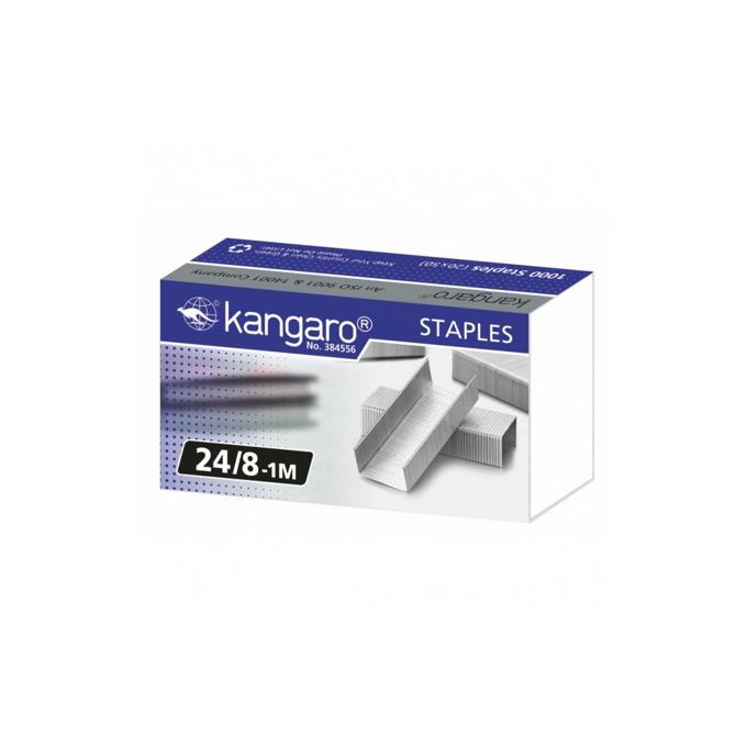 Телчета за телбод Kangaro 24/8-1М, сребристи image
