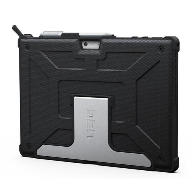 Поликарбонатов Протектор Urban Armor Gear Case, удароустойчив, за Microsoft Surface Pro 4, черен image