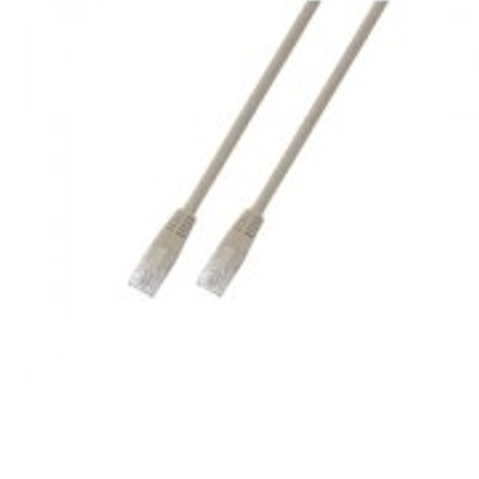 Пач кабел Data Optics FTP-PC-5GR-D, FTP, Cat5e, 5m, сив image