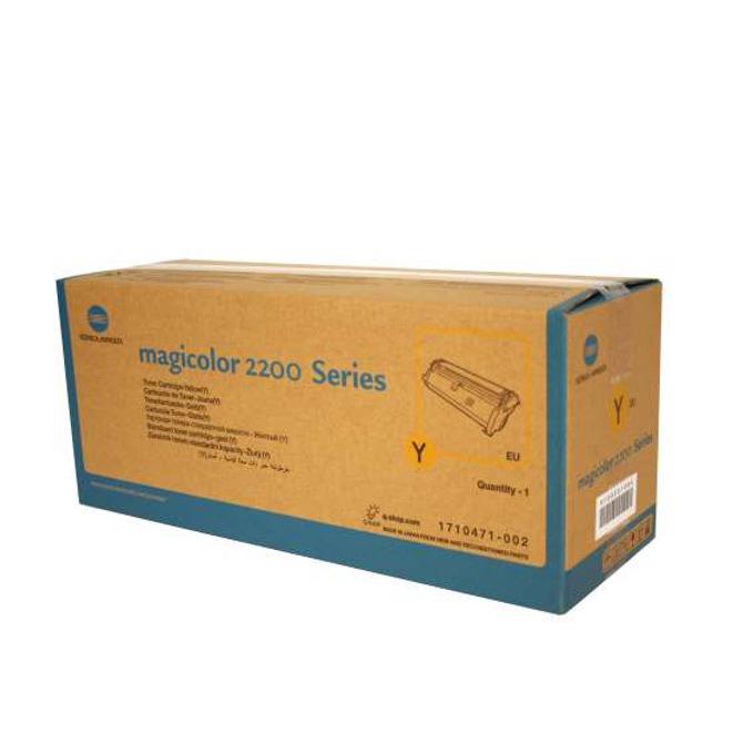 КАСЕТА ЗА KONIKA MINOLTA MC 2200/2210 Series Yello product