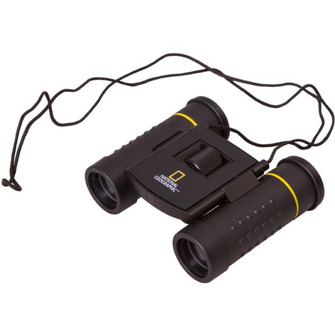 Бинокъл Bresser National Geographic 8x21, 8x оптично увеличение, диаметър на лещата 21mm image