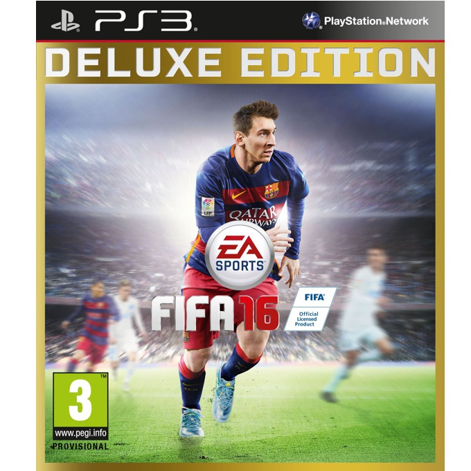 FIFA 16 Deluxe Edition product