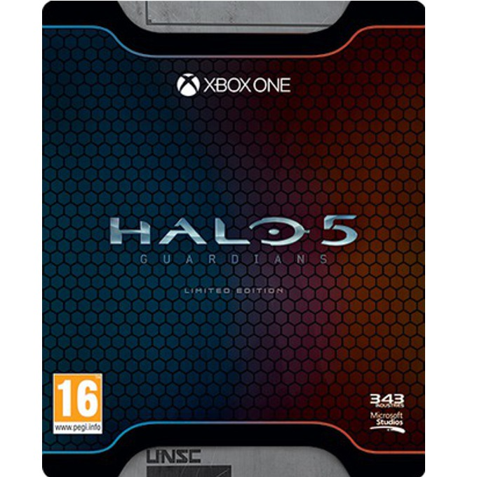 Halo 5 Guardians Limited Edition product