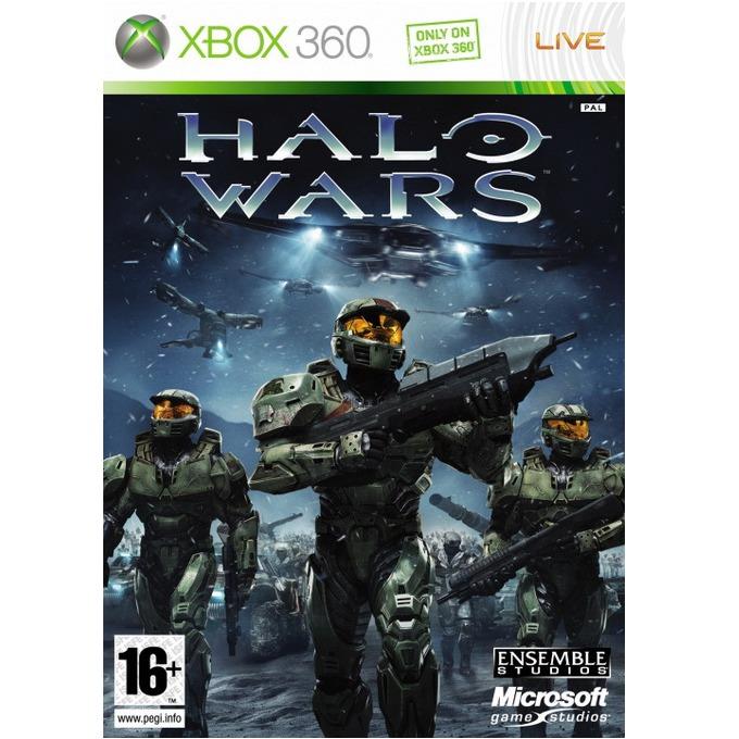 Halo Wars product