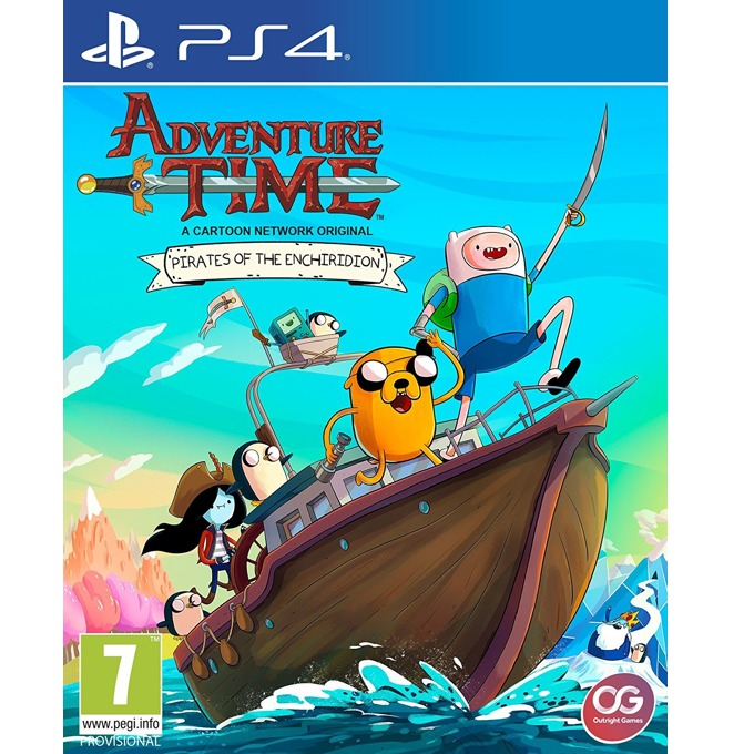 Adventure Time: Pirates of the Enchiridion, за PS4 image
