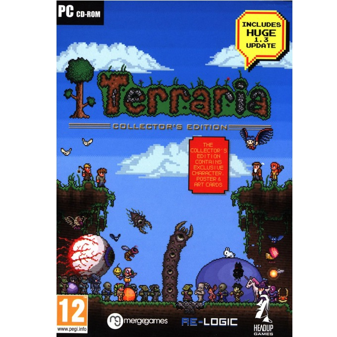 Игра Terraria - Collectors Edition, за PC image