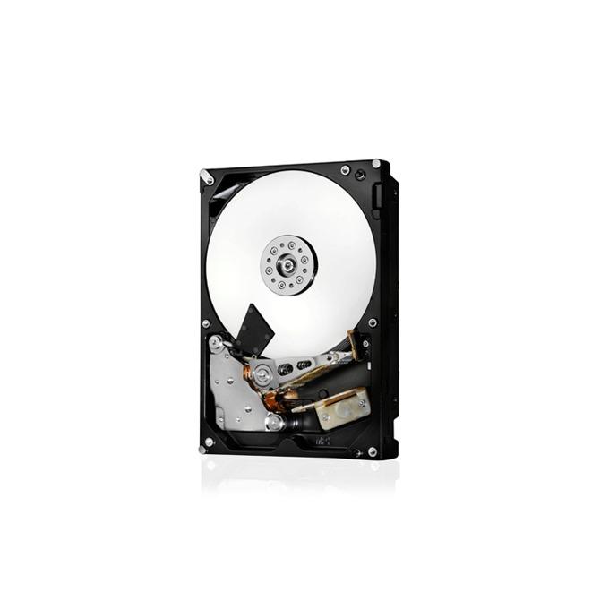 """Твърд диск 2TB HGST Ultrastar 7K6000, SATA 6Gb/s, 7200 rpm, 128MB, 512 sector size(ISE), 3.5"""" (8.89 cm) image"""