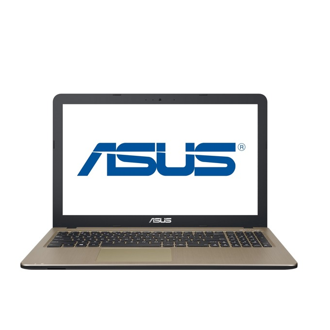 "Лаптоп Asus X540UB-DM543 (90NB0IM1-M14080), двуядрен Kaby Lake Intel Core i3-7020U 2.30 GHz, 15.6"" (39.62 cm) Full HD Anti-Glare Dusplay & GF MX110 2GB, (HDMI), 8GB DDR4, 1TB HDD, 1x USB 3.0, Endless OS, 2.00 kg image"