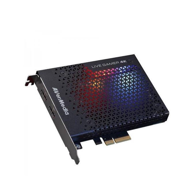Кепчър AVerMedia LIVE Gamer 4K, PCI-E x1 Gen2, 2160p60FPS, HDMI image