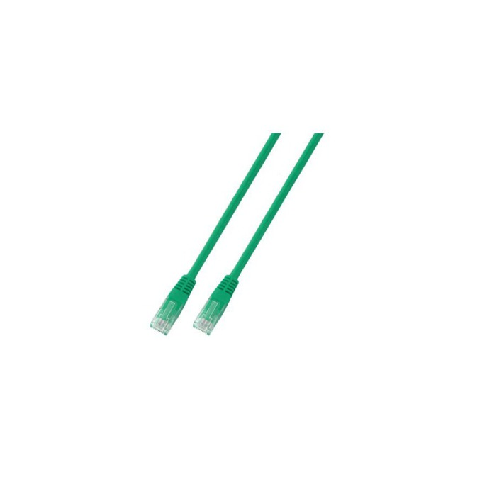 Пач кабел UTP EFB Elektronik, 0.5m, Cat 5E, син image