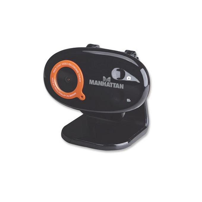 Уеб камера MANHATTAN Widescreen HD Webcam 860 Pro, микрофон, 1.3 Mpix, 30/10FPS, USB 2.0 image
