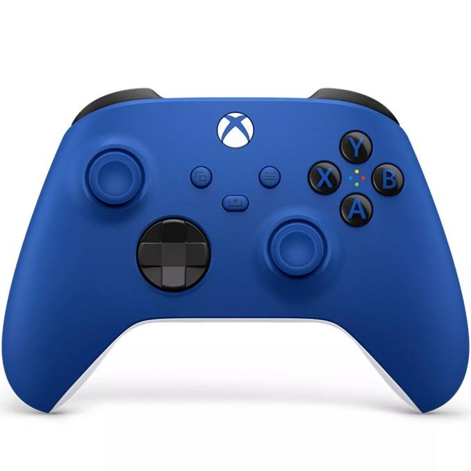 Microsoft Xbox SX Shock Blue product